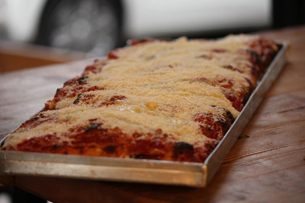 Cucina Romanesca - pizza cannelloni