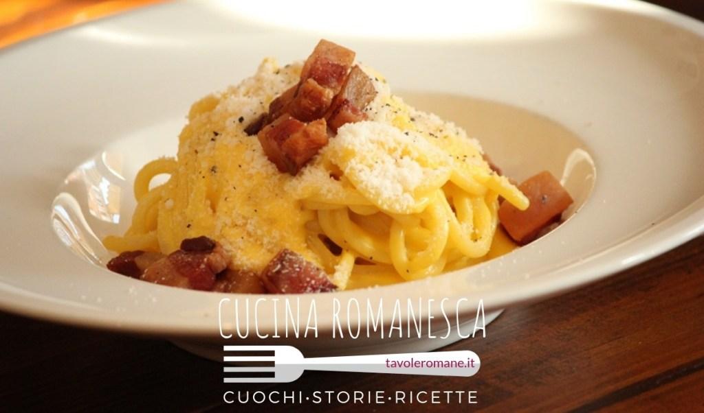 Cucina Romanesca carbonara - copertina novembre 3