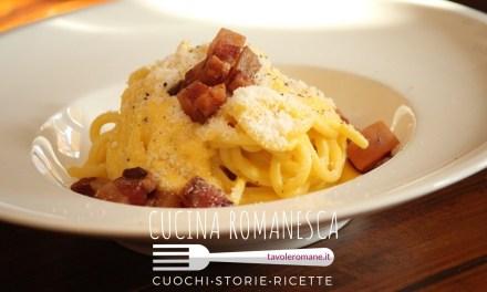 Cucina Romanesca: novembre con la Carbonara di Sarah Cicolini di SantoPalato