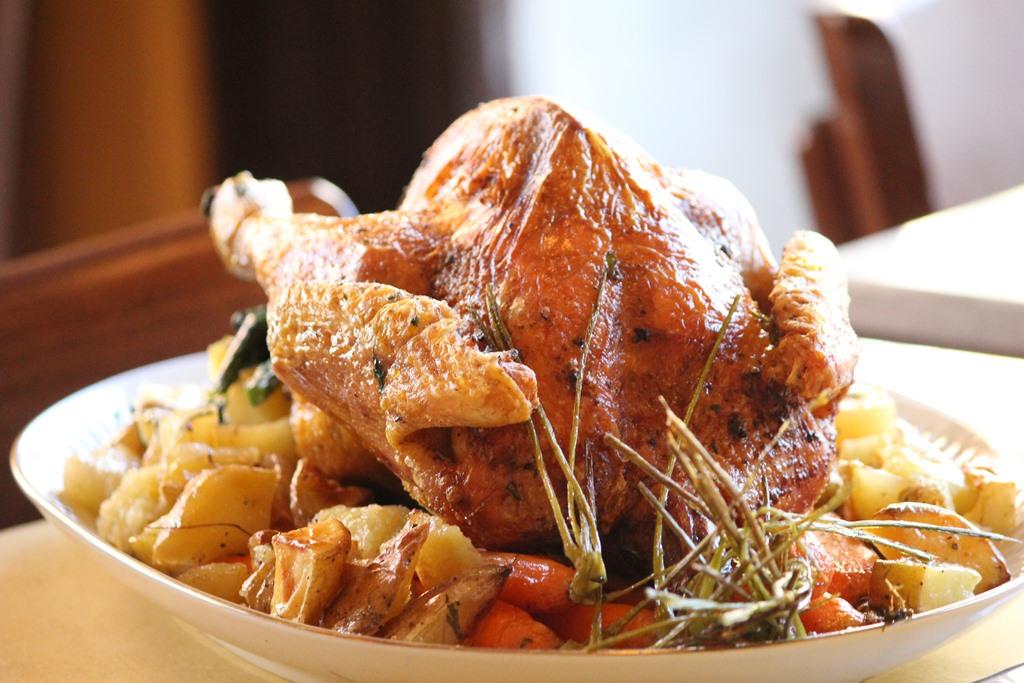 Cucina Romanesca - cappone