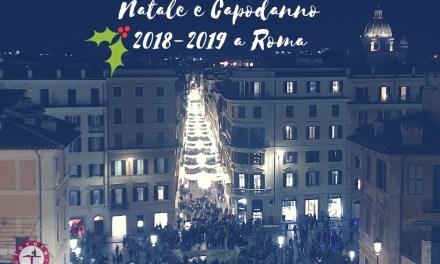 Roma: Tavole consigliate per Natale e Capodanno 2018/2019, menu per menu