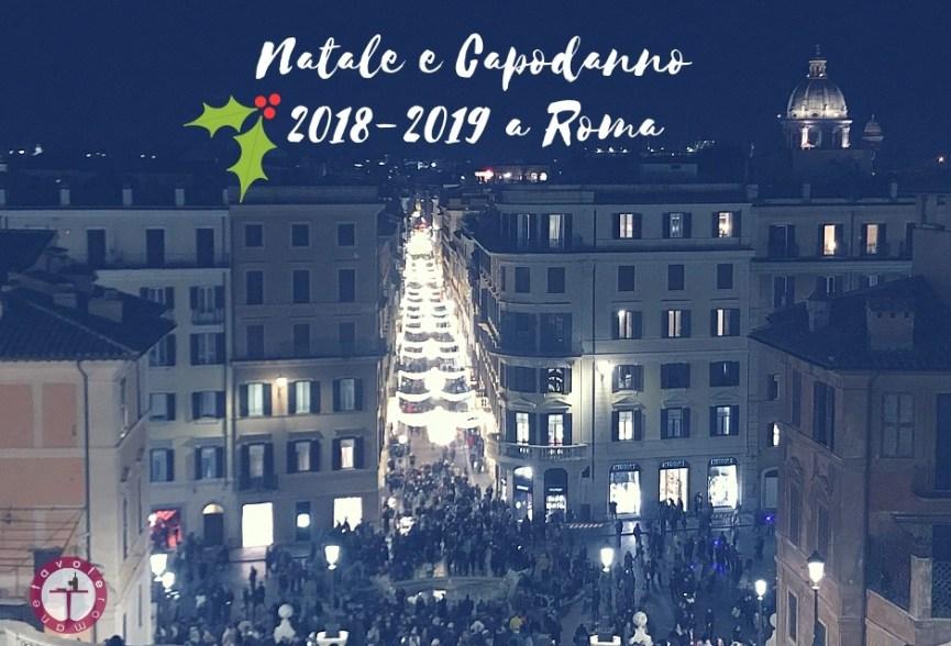 Menu Di Natale Romano.Roma Tavole Consigliate Per Natale E Capodanno 2018 2019