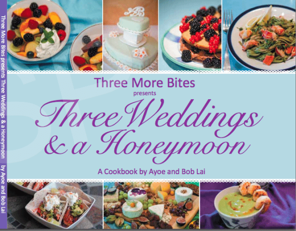 three weddings and a honeymoon
