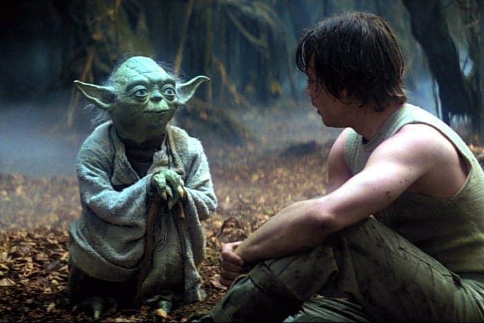Lessons from Yoda — Tawcan
