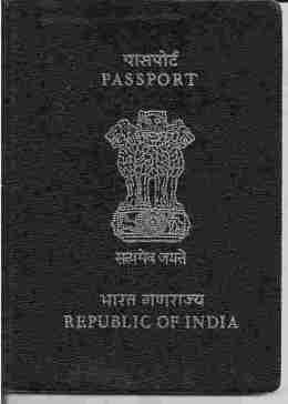 Passport Renewal India
