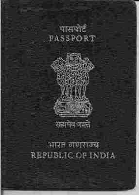 New Passport Fees India