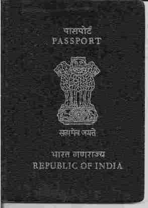 Passport Cost in India