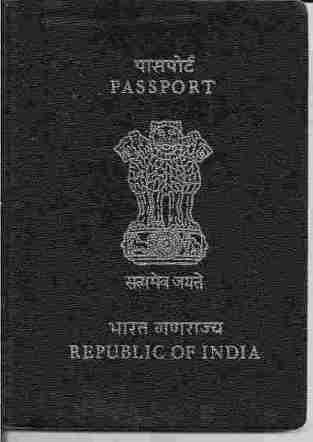 Passport Validity in India