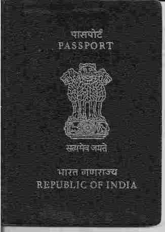 New Passport Fees India