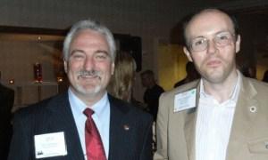 James McBrearty meets Dr Ivan Misner BNI(R)