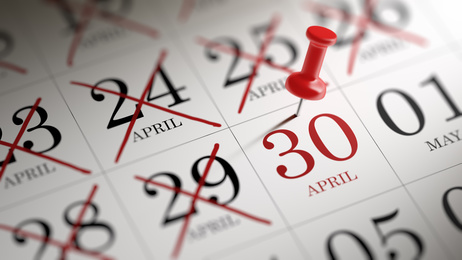 After April 30th daily tax return penalties apply