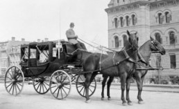 Image result for millionaire's  horse carriage 1900