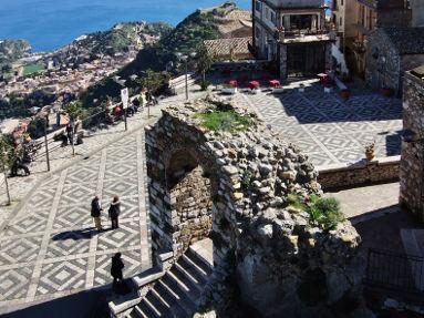 Escursione Tormina Castelmola
