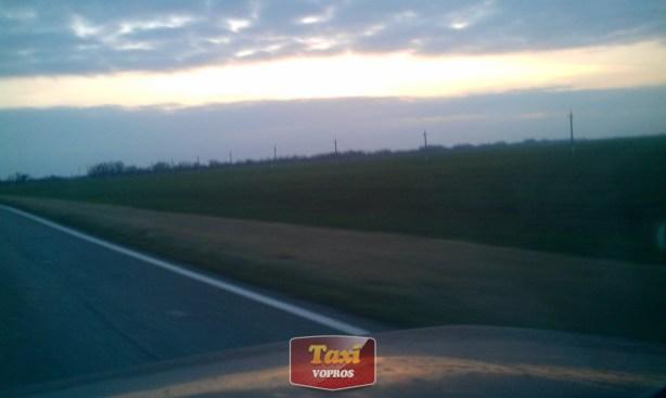 Ростовская область - уже тепло, уже нет снега и слякоти