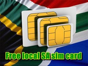 free sim servcie
