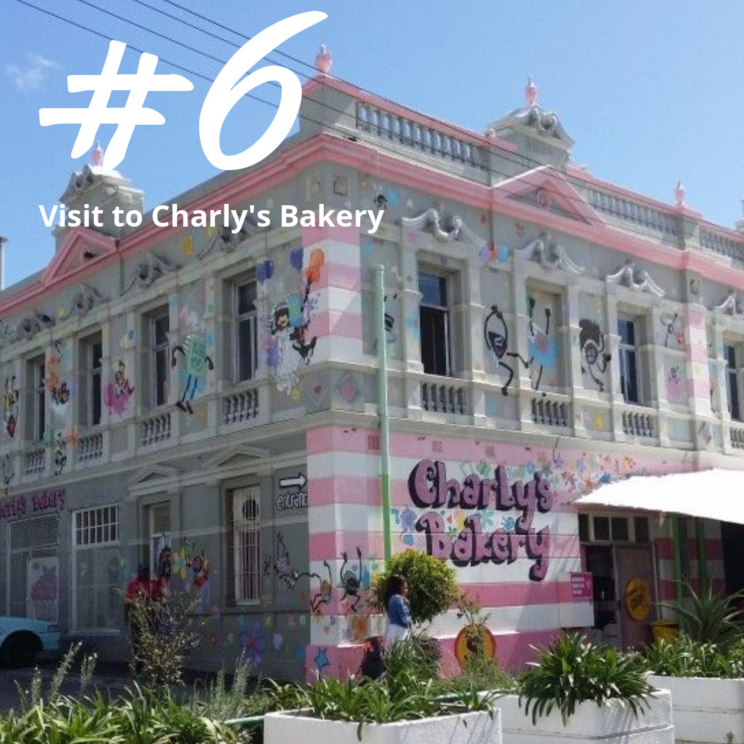 visit to Charly's Bakery