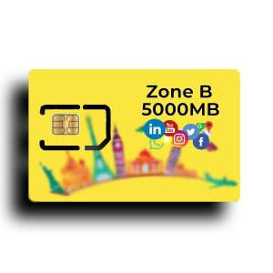 Zone B 5000 MB