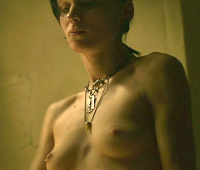 Nude Video Of Rooney Mara In Dragon Tattoo And Other Treats