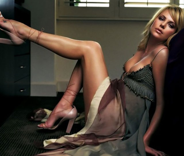 Charlize Theron Nude Charlize Theron Naked Top 10 Hottest Blonde Celebrity