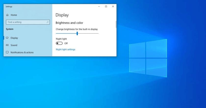 cara meredupkan layar komputer windows 7
