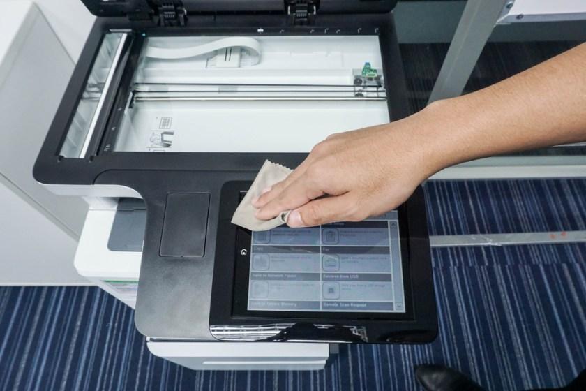 cara reset printer mp287