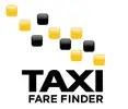 Taxi Fare Finder Logo 100 pixels
