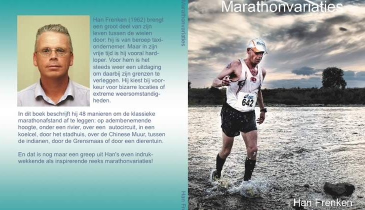 Marathonvariaties van Han Frenken