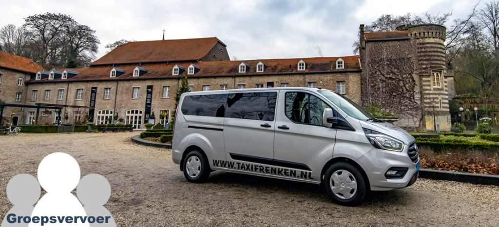 Groepsvervoer Limburg met Frenken Taxi's
