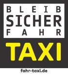 Bleib sicher. Fahr Taxi. - Kampagne