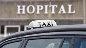 taxi-hopital