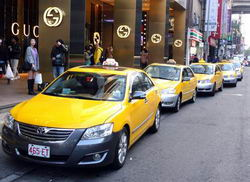 Taiwan bans Uber and issues fines