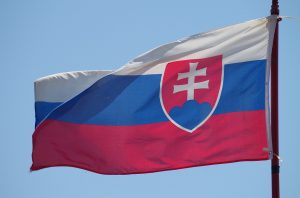 Slovakia Flag Winnow Pledge