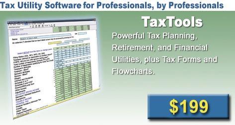 Business tax software