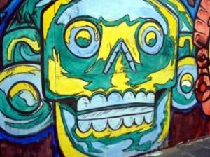 Arte Callejero, DF en el Zocalo