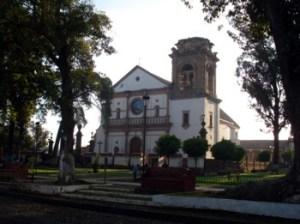Basilica de Patzcuaro, Michoacan