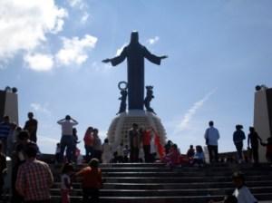 Cristo Rey, Cerro del Cubilete, Guanajuato