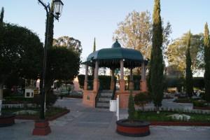 Jardin Principal, Cadereyta de Montes, Queretaro