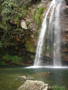 Cascada Velo de Novia, Cuetzalan, Norte de Puebla
