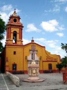 Parroquia de Bernal, Queretaro