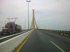 Puente entre Veracruz y Tabasco