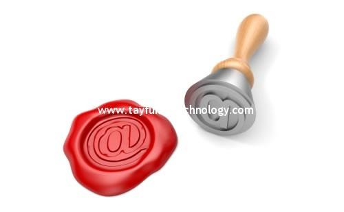 Dijital İmzalı E-Mail