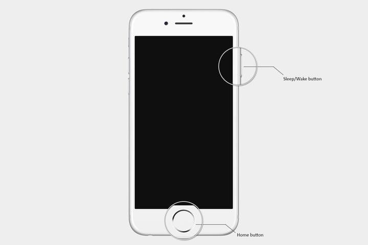 iphone-6-reset - Donup kalan iPhone X , iPhone XS , iPhone XR nasıl Resetlenir (Soft Reset)?