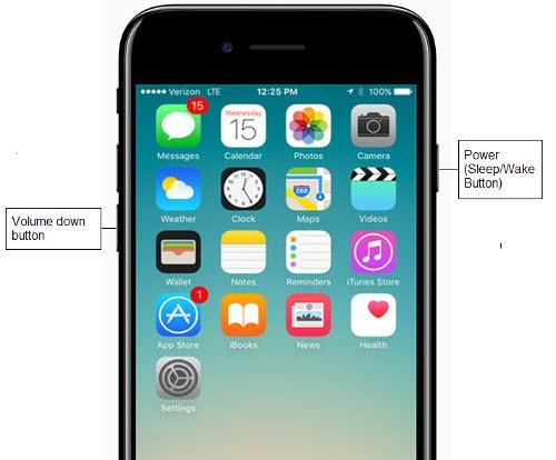 Donup kalan iPhone X , iPhone XS , iPhone XR nasıl Resetlenir (Soft Reset)?