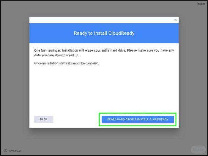 Eski Bilgisayarı Chromebook 'a çevir