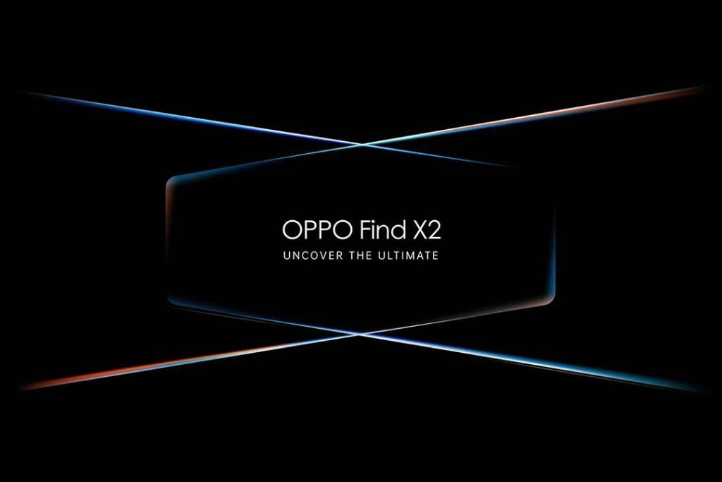 Oppo Find X2 lansman Online Canlı izle