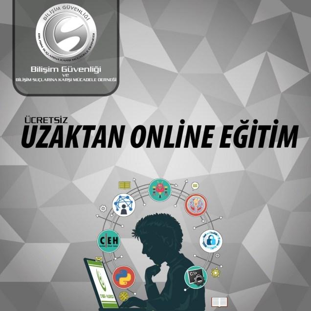 Bilişim Güvenliği Derneğinden Ücretsiz Eğitim