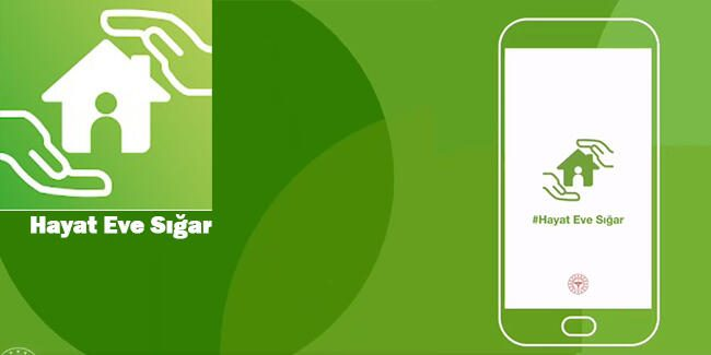 Korona Virüs App indir - Hayat Eve Sigar