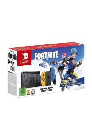 Nintendo Switch Fornite Wildcat Edition