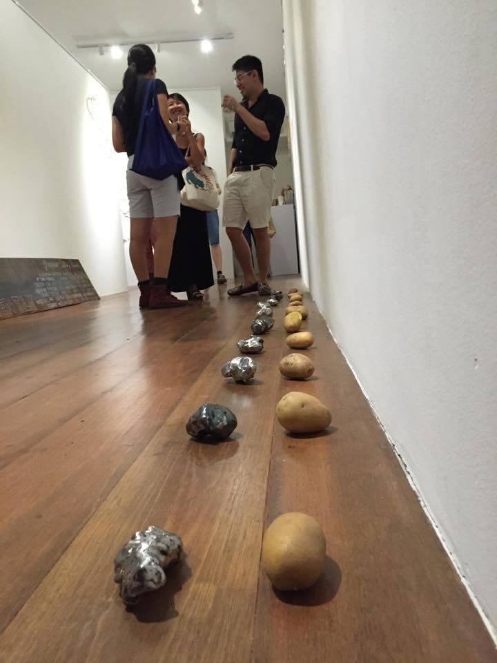Naked Potatoes (2015)