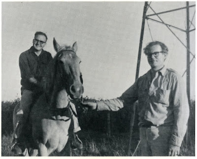 48. James Wright and Robert Bly